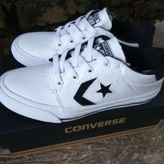 Converse Kids White