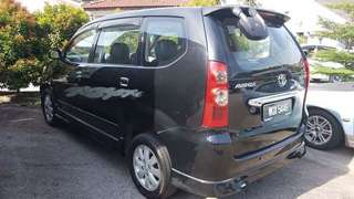 Toyota Avanza 1.5 (A) yr 2008