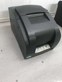 Thermal and ribbon recipe printers.