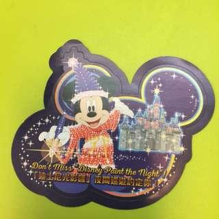 迪士尼夜間巡遊貼紙