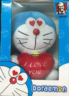 Doraemon Soft Toy