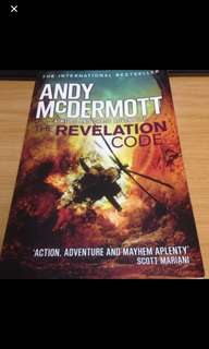 Special offer! The Revelation Code - A Wilde And Chase Adventure By Andy McDermott