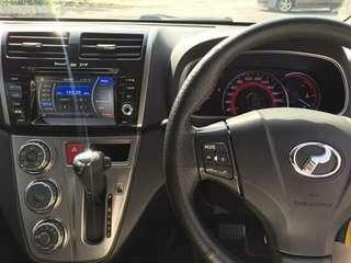 Perodua Myvi 1.5 (A) yr 2012