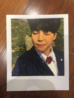 YOUNG FOREVER OFFICIAL JIMIN PHOTOCARD