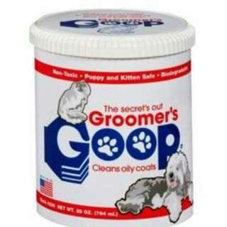 The Secret's out Groomer (Goop)