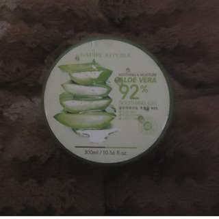 NATURE REPUBLIC ALOE VERA 99% SOOTHING GEL