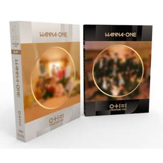 Wanna One Mini Album Vol. 2 - 0+1=1 (I Promise You) [Orders until 14th of March]