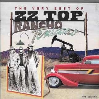 MY PRELOVED CD - 2 CDS - ZZ TOP RANCHO / FREE DELIVERY (F3K)