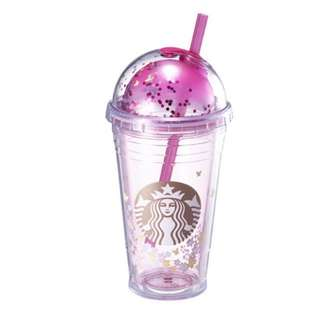 Starbucks Korea Flower Dome cold cup