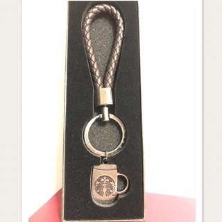 Brand new 15th years anniversary edition Malaysia Starbucks keychain