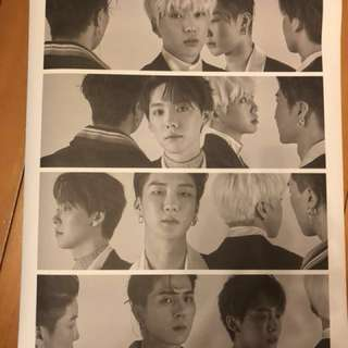 WINNER FATE NUMBER FOR 官方POSTER