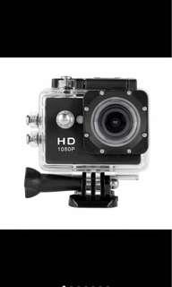 Sports camera Full HD 1080p