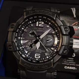 又一底玩GPS 特別版 G-Shock GPW-1000V-1ADR GPW1000 GPW-1000V GRAVITY MASTER not GMW-B5000D GMW-B5000TFG GMWB5000