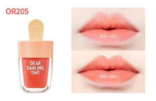 Etude House Dear Darling Tint Popsicle OR205