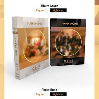 [FREE GIFT]Wanna One album 0+1=1
