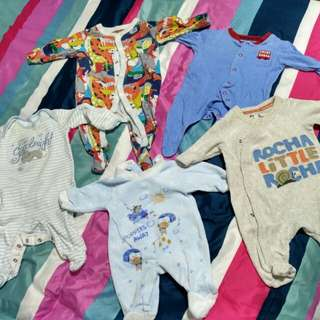 Baby Boy Clothes Sleepwear
