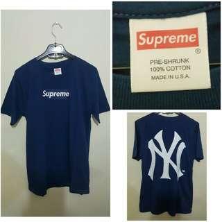 Kaos Supreme x NY