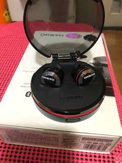 Onkyo w800bt 行貨,無線藍芽耳機