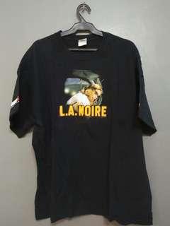 "L.A. NOIRE ""THE NAKED CITY"" black"