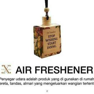 D'XANDRA AIR REFREHENER/10ML Readystock Processing Proceed Upon Full Payment Received Via Bank Transfer😊😊