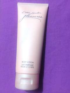 Pleasures Body Lotion