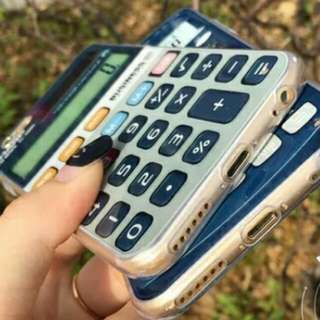 $99 計數機 iphone case
