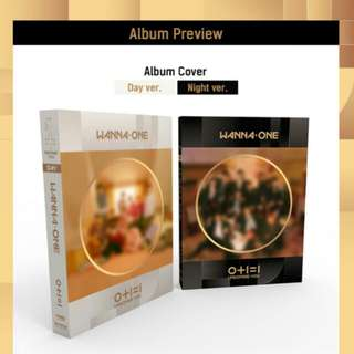 [GO] Wanna One 2nd Mini Album 0+1=1