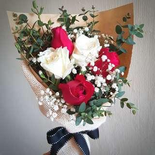 Roses, Fresh flowers