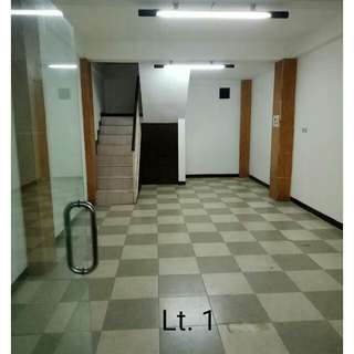 Disewakan Ruko 4 lantai