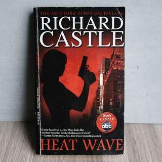 Richard castle - heat wave