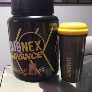 In stocks lemonex advance 💯 original with QR code