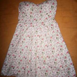 Derek Heart tube dress