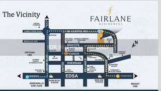 2BEDROOM DMCI FAIRLANE RESIDENCE