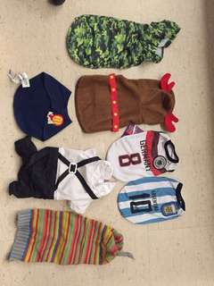 Clothes for mini Shih Tzu