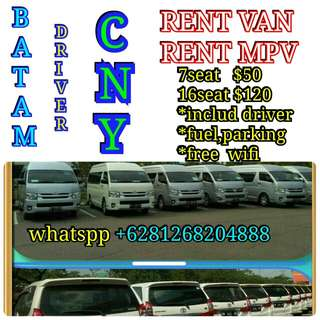 Batam Transportation & Rent CAR SERVICE