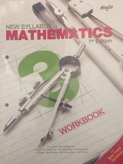 ShingLee Sec 3 Math Workbook 7th Edition