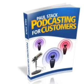 Podcasting For Customers eBook