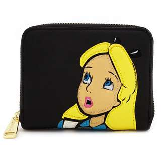 Loungefly x Alice Surprised Wallet