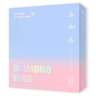 SEVENTEEN - 2017 SEVENTEEN 1ST WORLD TOUR (Diamond Edge In Seoul) CONCERT DVD 3 DISC [Pre-Order]