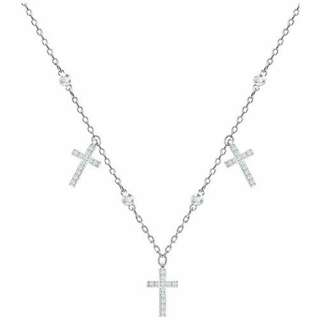 🚚 Swarovski 十字架項鍊
