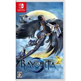 Nintendo Switch BAYONETTA 2