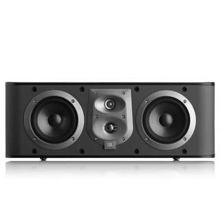 "HIGH-DEFINITION AUDIO JBL ES25C 3-WAY, DUAL 130MM (5"") CENTRE SPEAKER WITH 1 YEAR WARRANTY DESIGNED & ENGINEERED IN U.S.A    (PAYMENT AFTER DELIVERY)"
