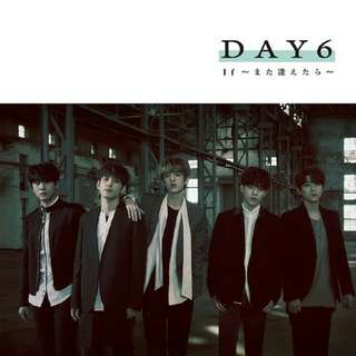 DAY6 Japanese Album - IF~MATA AETARA (I See You Again)