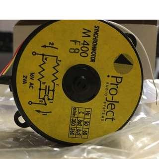 Project Thorens 唱盤通用摩打全新