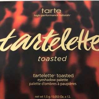 BN Tarte tartelette toasted