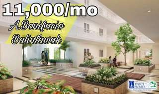 1BEDROOM 32sqm Condo For Sale Balintawak Munoz Lrt Quezon City