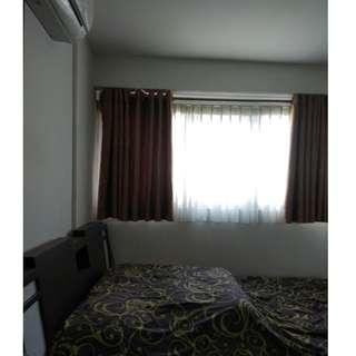 Harian full furnish Sentra timur residence