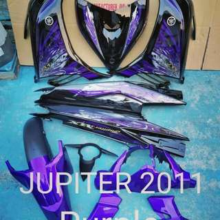 Coverset Jupiter mx 2011