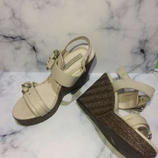 Charles & Keith Wedges 36