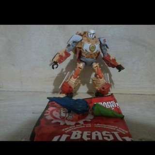 Transformers prime beast hunters-deluxe class ratchet